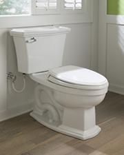 Egyrészes WC