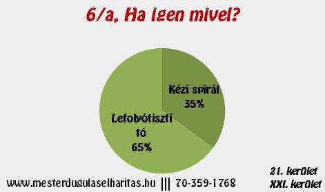 Duguláselhárítás Budapest XXI. kerület: Ha igen mivel?